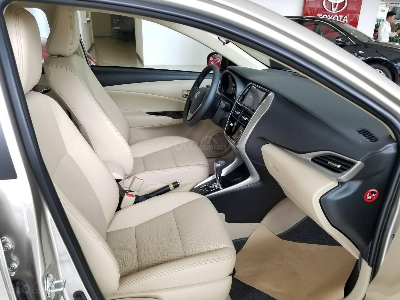 Bán nhanh chiếc xe Toyota Vios 1.5G CVT - 2019 với giá cạnh tranh nhất thị trường (7)