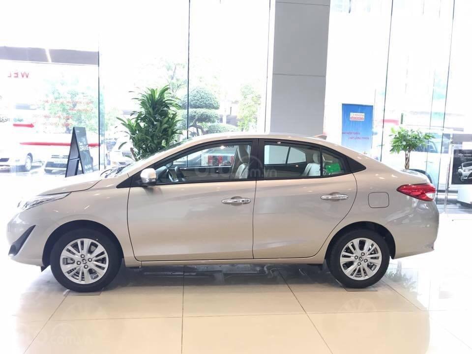 Bán nhanh chiếc xe Toyota Vios 1.5G CVT - 2019 với giá cạnh tranh nhất thị trường (4)