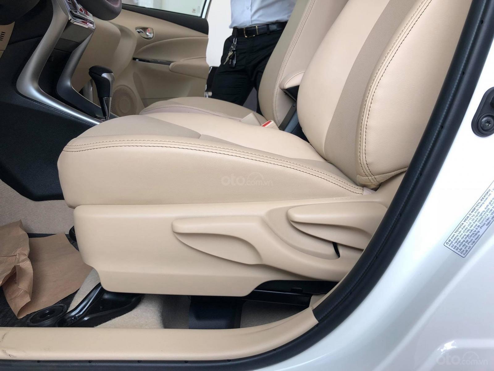 Bán nhanh chiếc xe Toyota Vios 1.5G CVT - 2019 với giá cạnh tranh nhất thị trường (14)