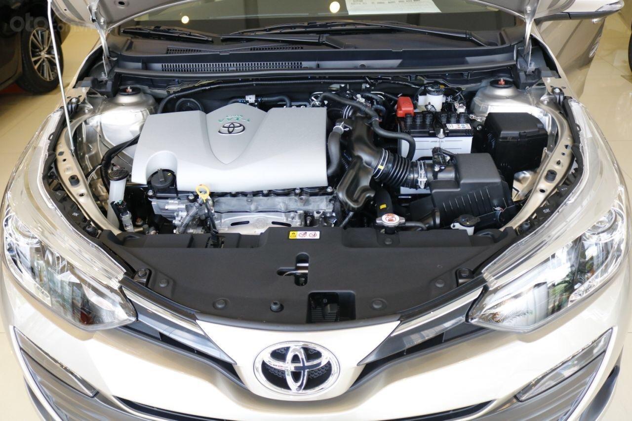 Bán nhanh chiếc xe Toyota Vios 1.5G CVT - 2019 với giá cạnh tranh nhất thị trường (16)