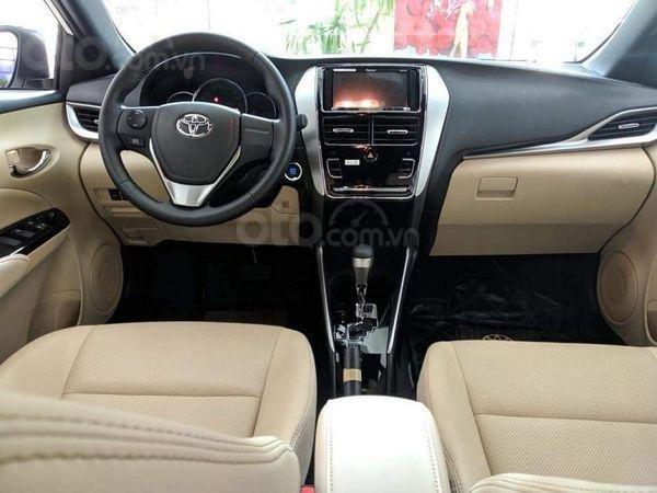 Bán nhanh chiếc xe Toyota Vios 1.5G CVT - 2019 với giá cạnh tranh nhất thị trường (8)