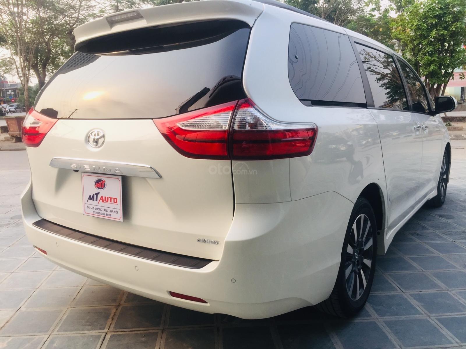 Bán xe Toyota Sienna Limited sản xuất 2018, siêu lướt, giao xe toàn quốc, LH Ms Ngọc Vy 093.996.2368 (5)