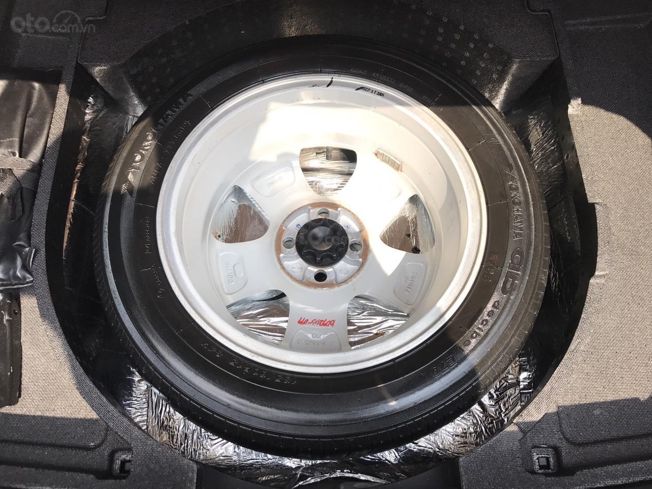 Bán xe Toyota Vios 1.5E đời 2010, màu bạc, nói không với lỗi nhỏ taxi, động chạm máy móc (24)