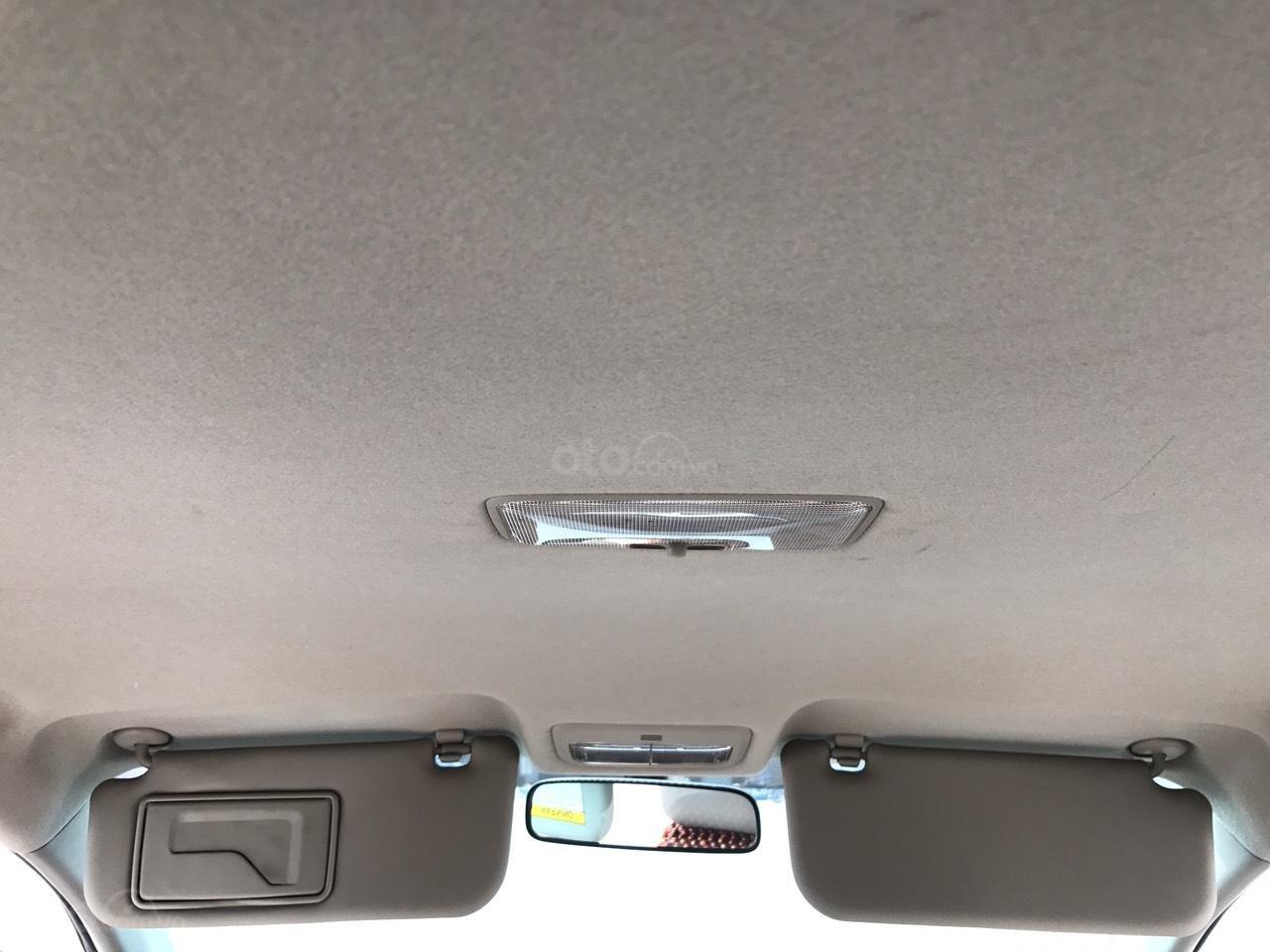Bán xe Toyota Vios 1.5E đời 2010, màu bạc, nói không với lỗi nhỏ taxi, động chạm máy móc (23)
