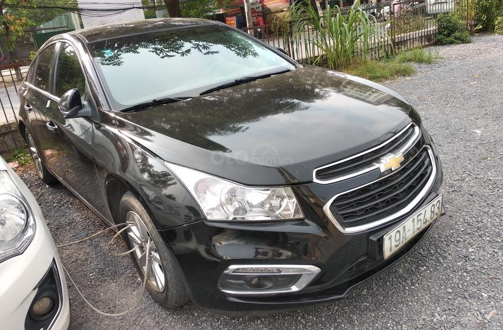 Bán ô tô Chevrolet Cruze - số sàn - biển 19 - năm sản xuất 2017 (1)