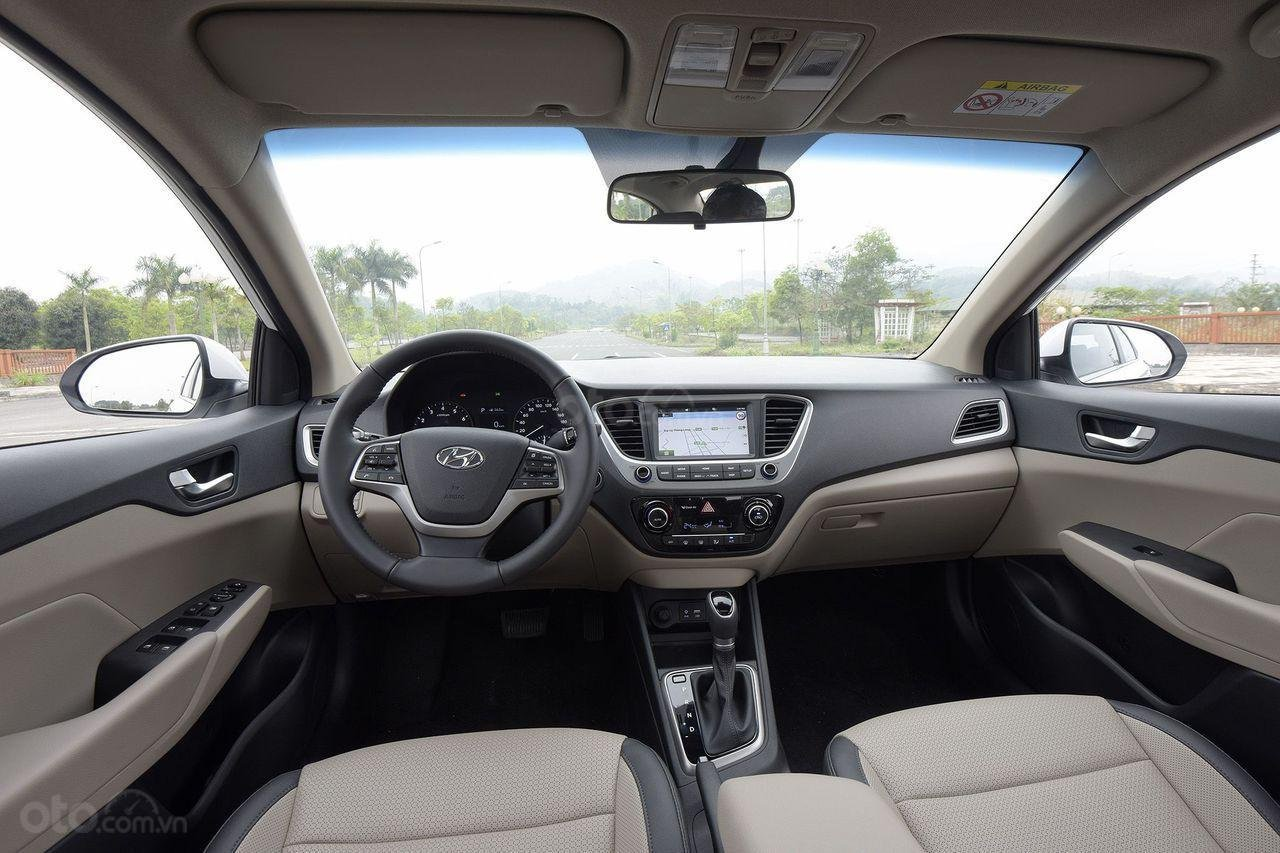 Cần bán Hyundai Accent 2019, đủ màu, xe sẵn, giao sớm nhất, tặng phụ kiện (4)