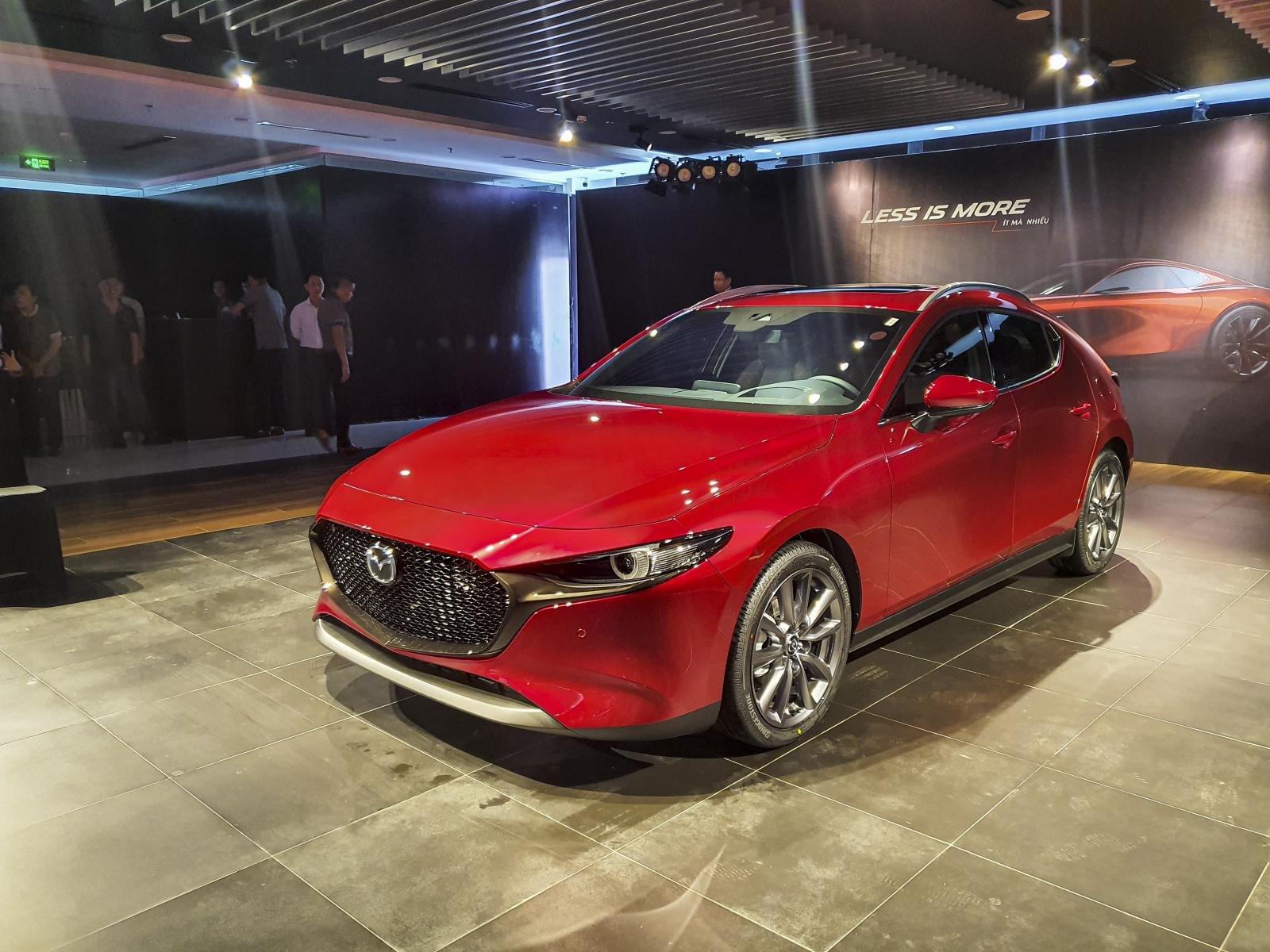 Đánh giá xe Mazda 3 Sport 2020 2.0L Premium.