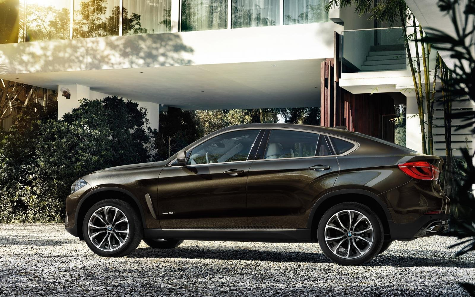Thông số kích thước xe BMW X6.