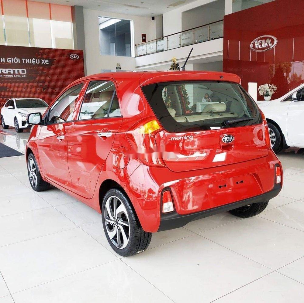 Bán ô tô Kia Morning 2019, màu đỏ, giá 299tr (3)