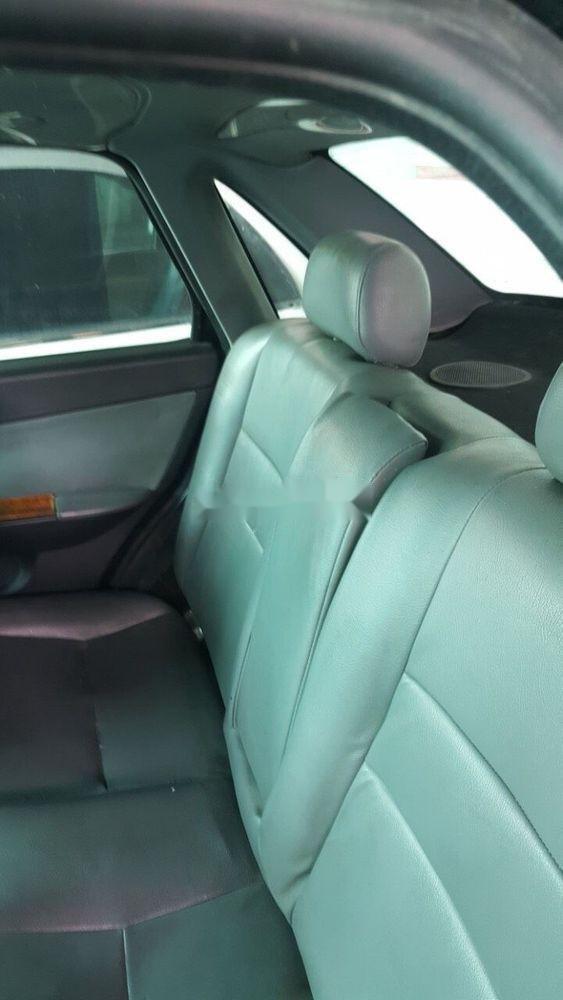 Cần bán xe Lifan 520 sản xuất 2008, màu đen, nhập khẩu nguyên chiếc (7)
