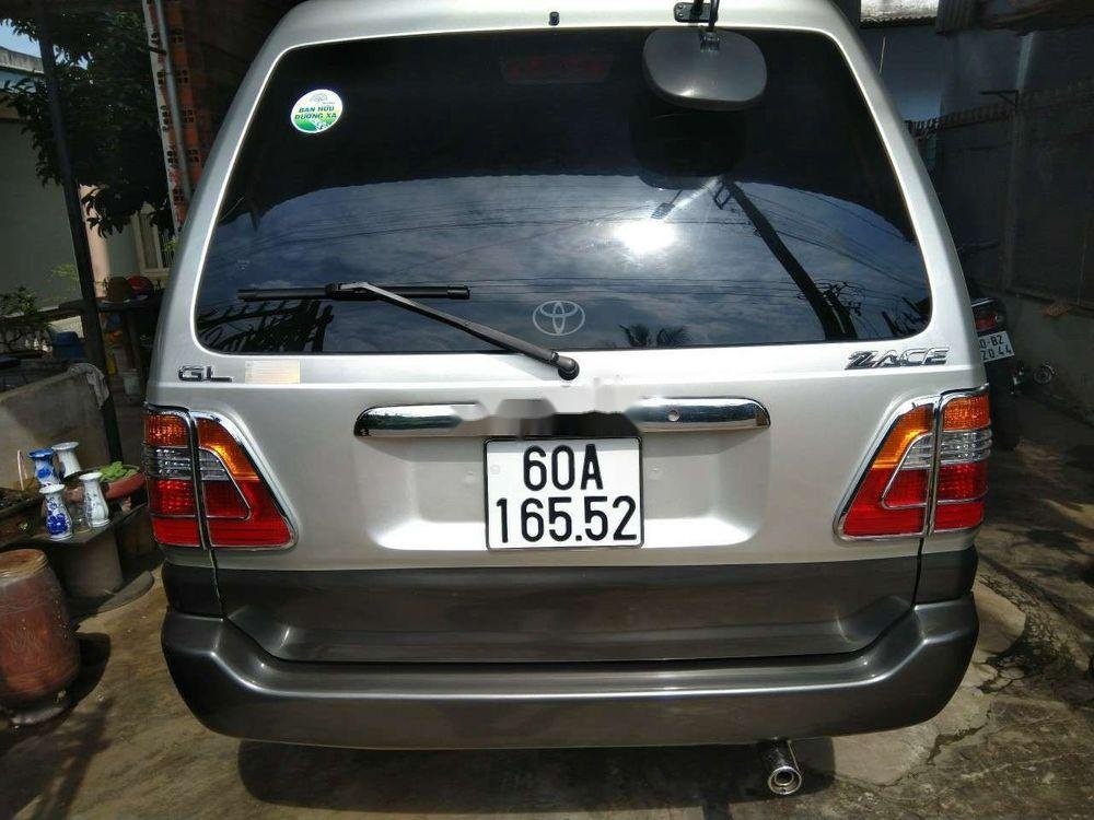 Cần bán xe Toyota Zace Gl sản xuất năm 2005 (3)