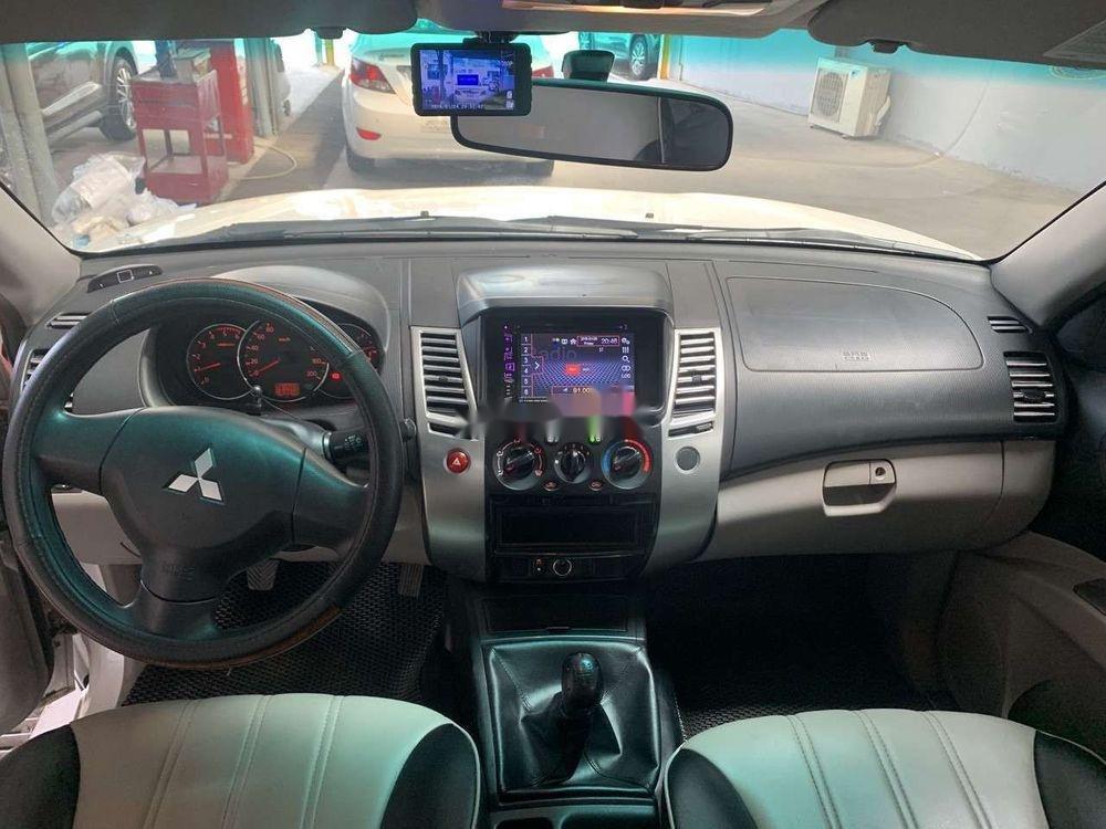 Cần bán xe Mitsubishi Pajero Sport 2.5MT đời 2017, màu trắng số sàn (8)