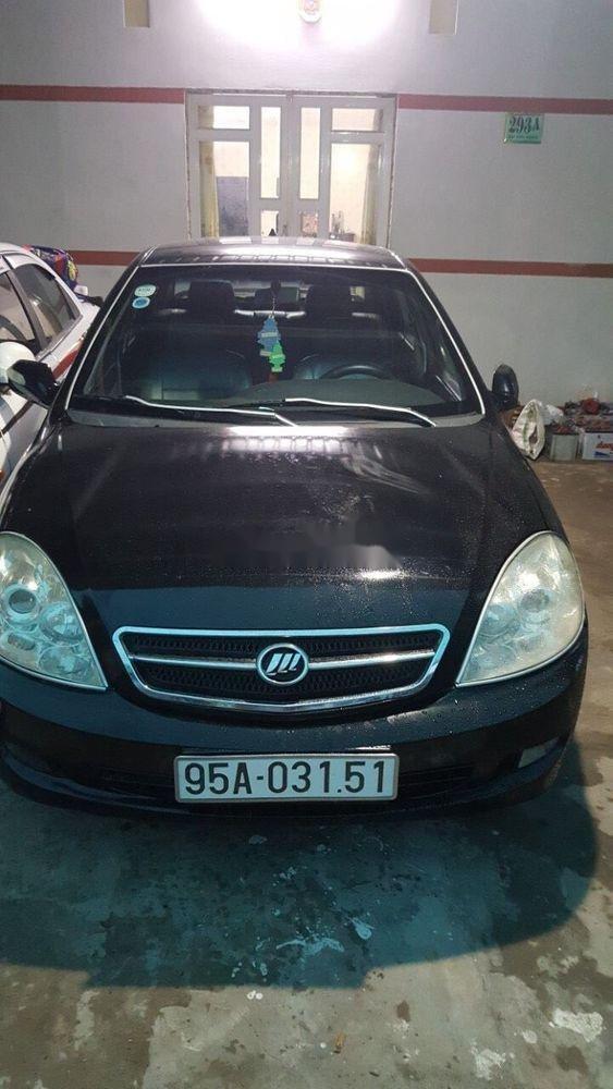 Cần bán xe Lifan 520 sản xuất 2008, màu đen, nhập khẩu nguyên chiếc (1)
