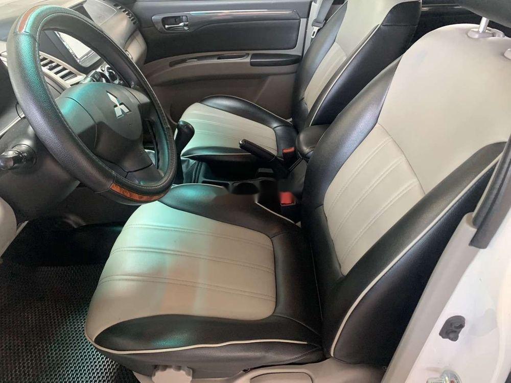 Cần bán xe Mitsubishi Pajero Sport 2.5MT đời 2017, màu trắng số sàn (5)
