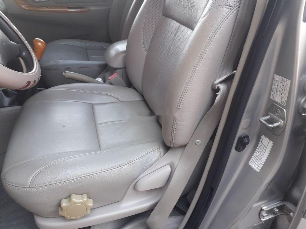 Bán Toyota Innova G đời 2009, màu bạc, 385tr (6)
