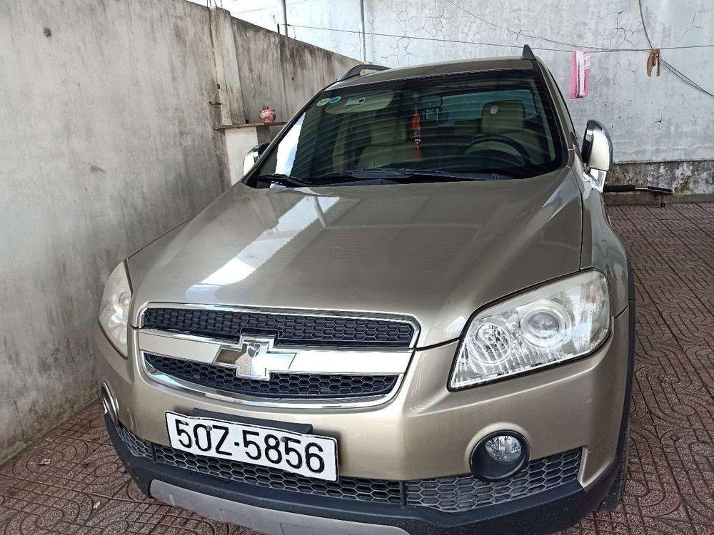 Cần bán xe Chevrolet Captiva AT 2007, nhập khẩu nguyên chiếc, giá 285tr (1)