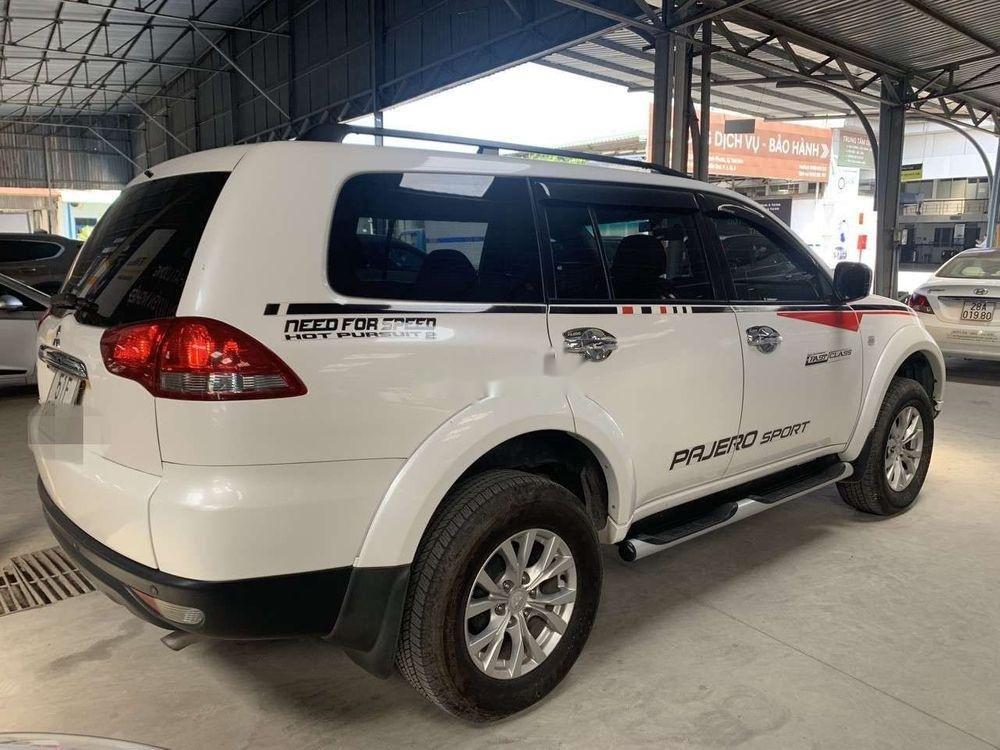 Cần bán xe Mitsubishi Pajero Sport 2.5MT đời 2017, màu trắng số sàn (3)