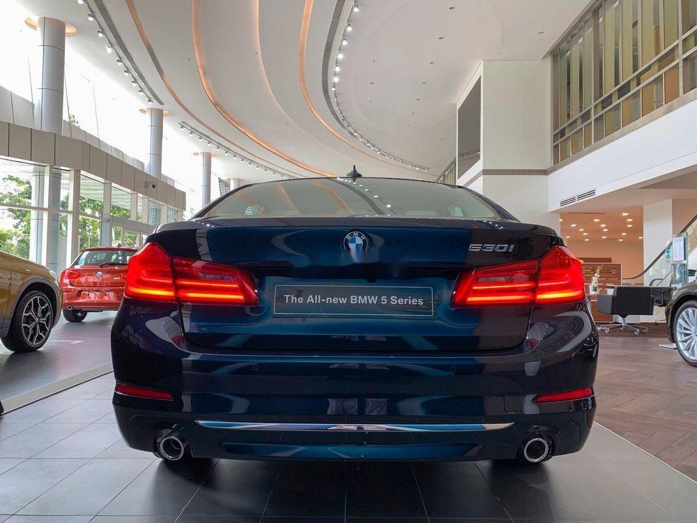 Bán ô tô BMW 530i 2019, màu xanh lam, nhập khẩu nguyên chiếc (3)