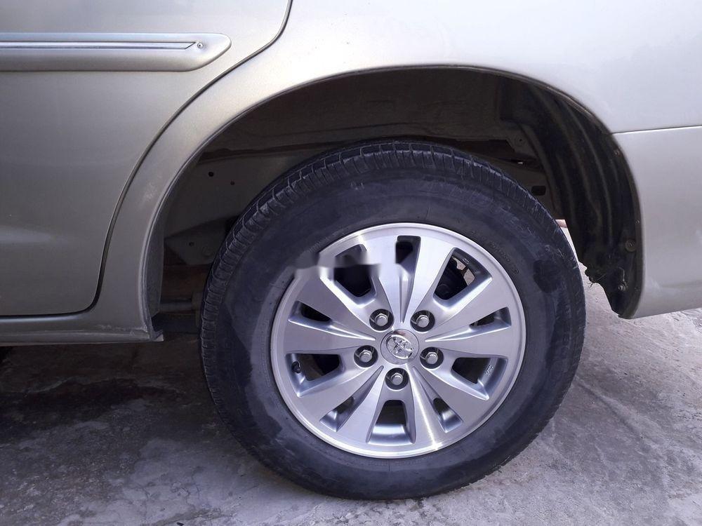 Bán Toyota Innova G đời 2009, màu bạc, 385tr (7)