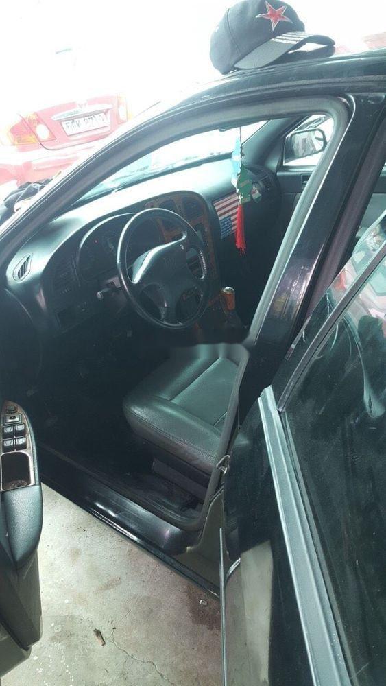 Cần bán xe Lifan 520 sản xuất 2008, màu đen, nhập khẩu nguyên chiếc (3)