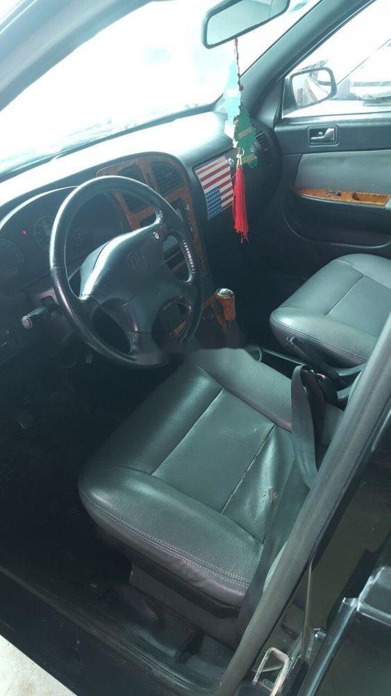 Cần bán xe Lifan 520 sản xuất 2008, màu đen, nhập khẩu nguyên chiếc (5)
