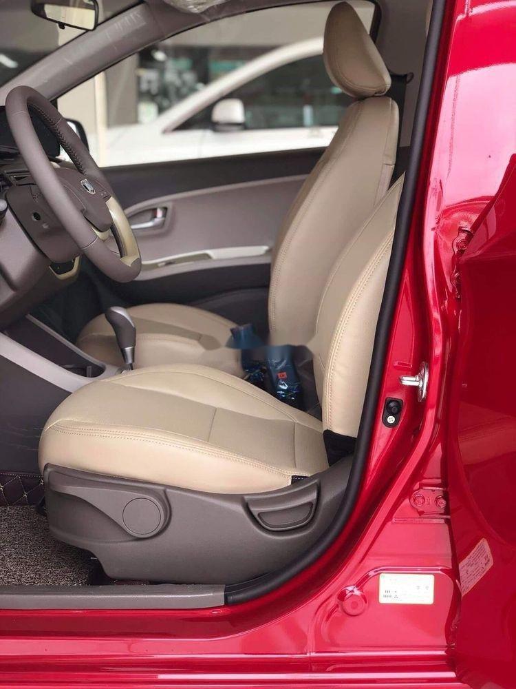 Bán ô tô Kia Morning 2019, màu đỏ, giá 299tr (5)