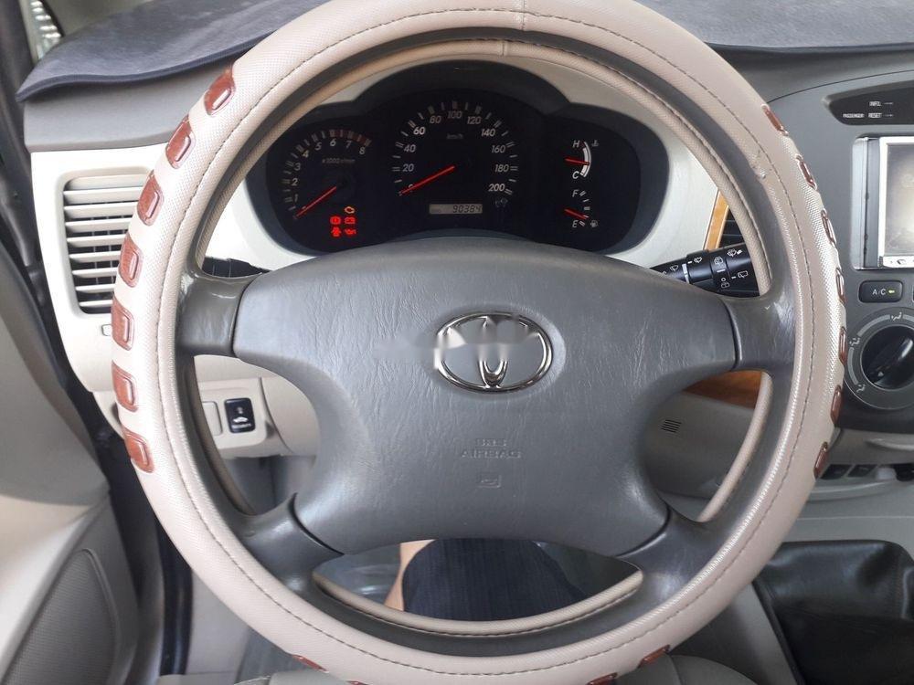 Bán Toyota Innova G đời 2009, màu bạc, 385tr (5)