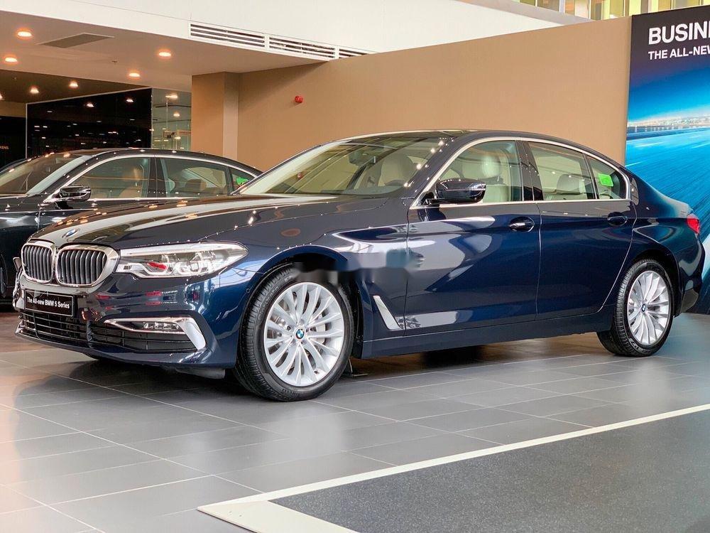 Bán ô tô BMW 530i 2019, màu xanh lam, nhập khẩu nguyên chiếc (1)