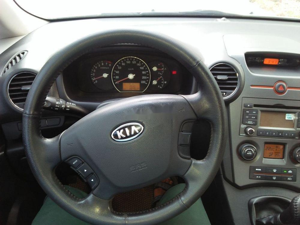 Bán xe Kia Carens năm 2015, màu bạc, giá tốt (7)