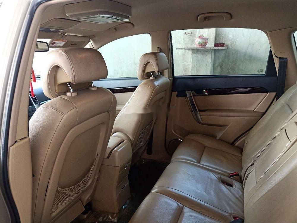 Cần bán xe Chevrolet Captiva AT 2007, nhập khẩu nguyên chiếc, giá 285tr (4)