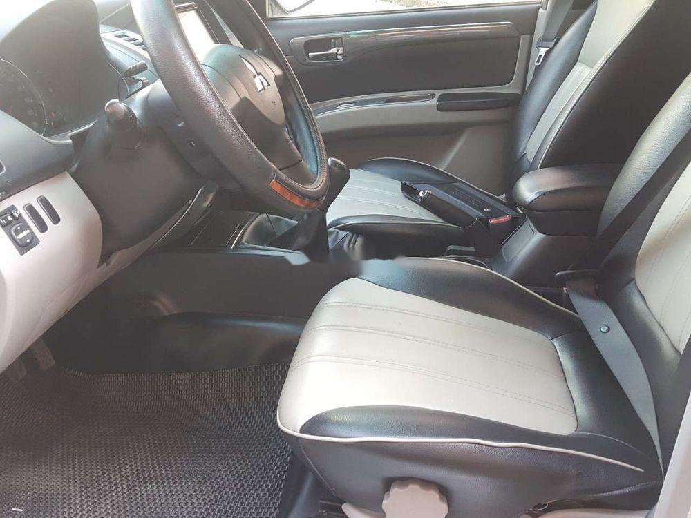 Cần bán xe Mitsubishi Pajero Sport 2.5MT đời 2017, màu trắng số sàn (12)