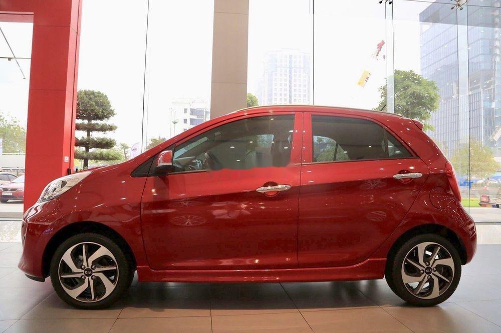 Bán ô tô Kia Morning 2019, màu đỏ, giá 299tr (2)