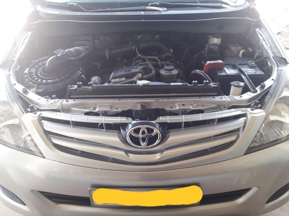 Bán Toyota Innova G đời 2009, màu bạc, 385tr (3)