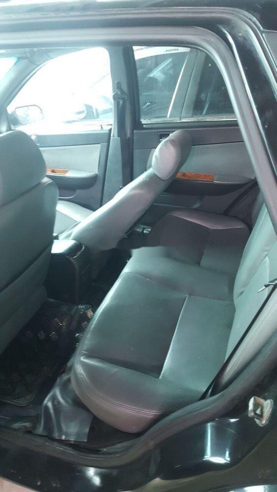 Cần bán xe Lifan 520 sản xuất 2008, màu đen, nhập khẩu nguyên chiếc (4)