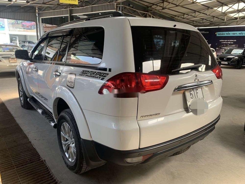 Cần bán xe Mitsubishi Pajero Sport 2.5MT đời 2017, màu trắng số sàn (2)