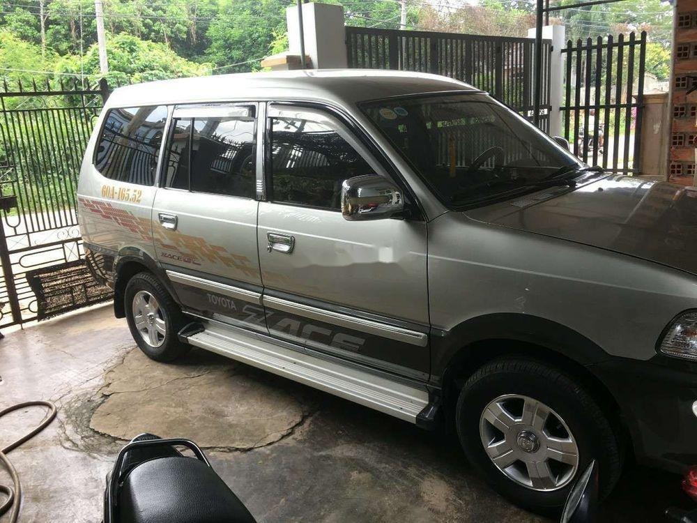 Cần bán xe Toyota Zace Gl sản xuất năm 2005 (1)