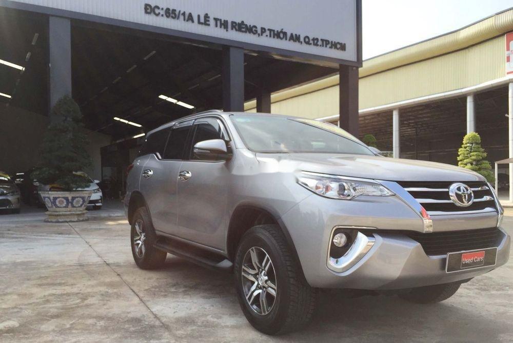 Cần bán gấp Toyota Fortuner năm sản xuất 2019, màu bạc, nhập khẩu nguyên chiếc  (2)
