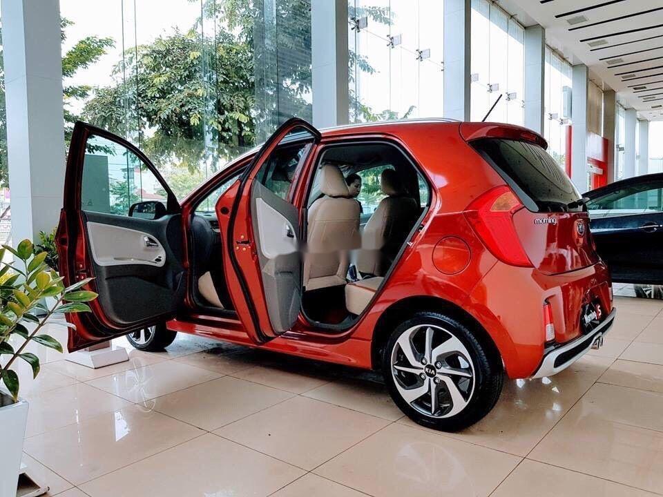 Bán ô tô Kia Morning 2019, màu đỏ, giá 299tr (4)