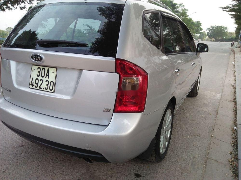 Bán xe Kia Carens năm 2015, màu bạc, giá tốt (3)