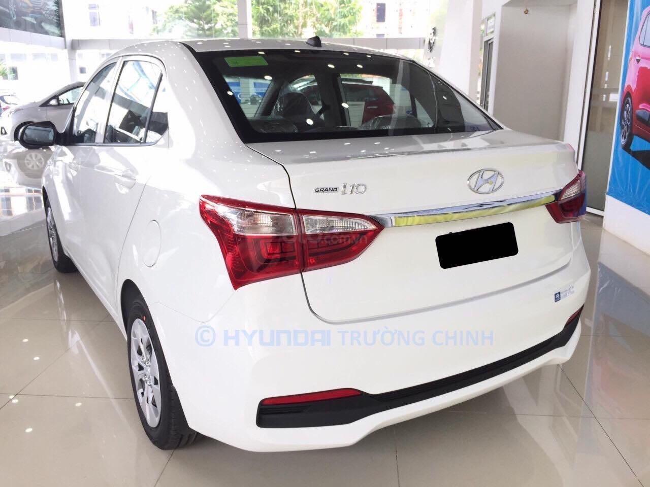 Bán ô tô Hyundai Grand i10 đăng ký 2019, màu trắng, xe nhập giá 340 tỷ đồng, khuyến mãi lớn cuối năm (2)