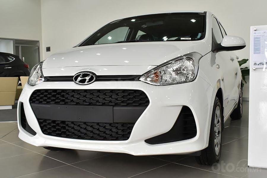 Bán ô tô Hyundai Grand i10 đăng ký 2019, màu trắng, xe nhập giá 340 tỷ đồng, khuyến mãi lớn cuối năm (4)