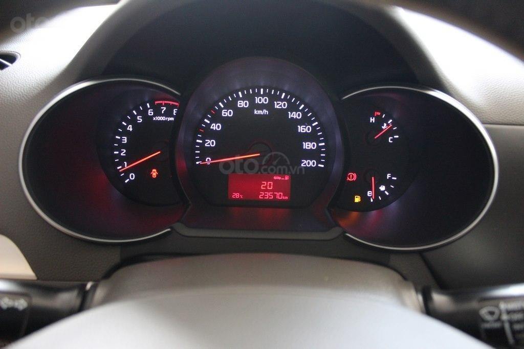 Kia Morning Si 1.25MT 2018, mới chạy 23000km, có kiểm định chất lượng (9)