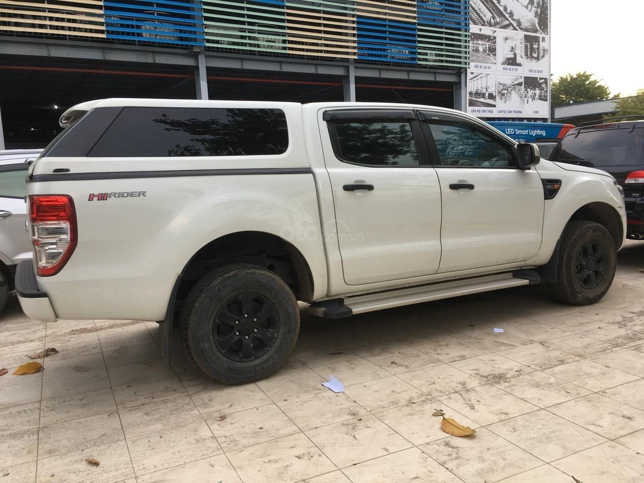 Bán Ford Ranger năm 2014, màu trắng, nhập khẩu (2)