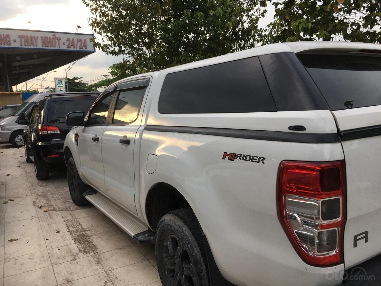Bán Ford Ranger năm 2014, màu trắng, nhập khẩu (3)