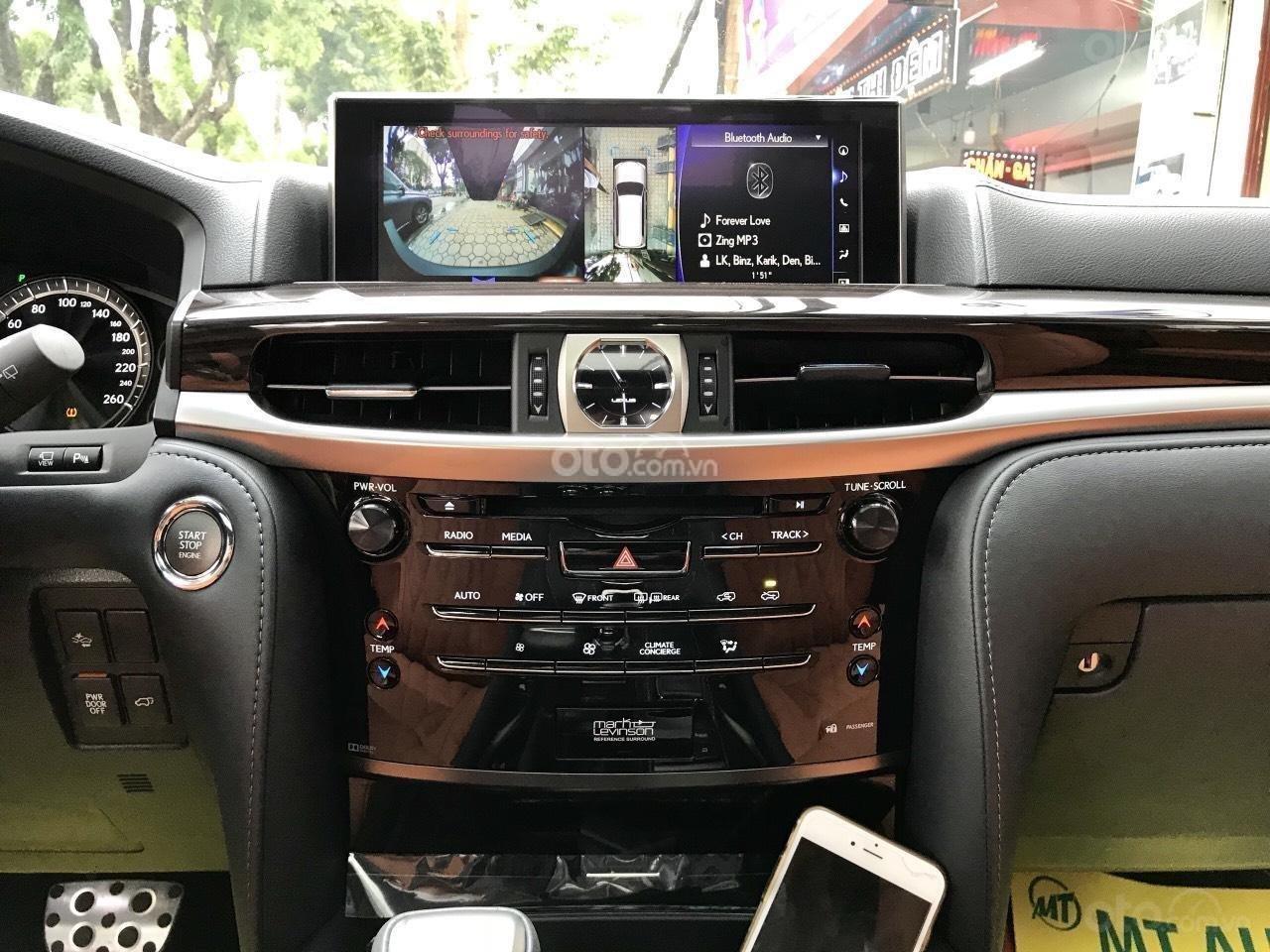 Cần bán chiếc Lexus LX 570S MBS, sx 2019, màu vàng, giá cả ưu đãi (9)