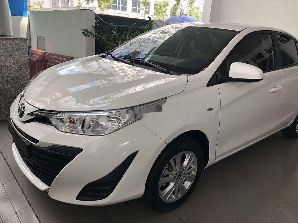 Cần bán Toyota Vios năm 2019, màu trắng giá cạnh tranh (3)