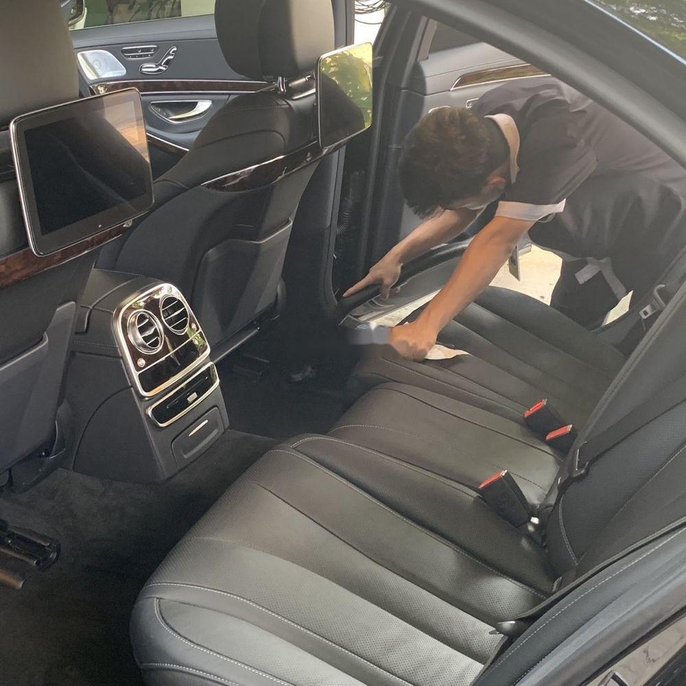 Bán Mercedes S450 đời 2019, bảo dưỡng đúng cách (3)
