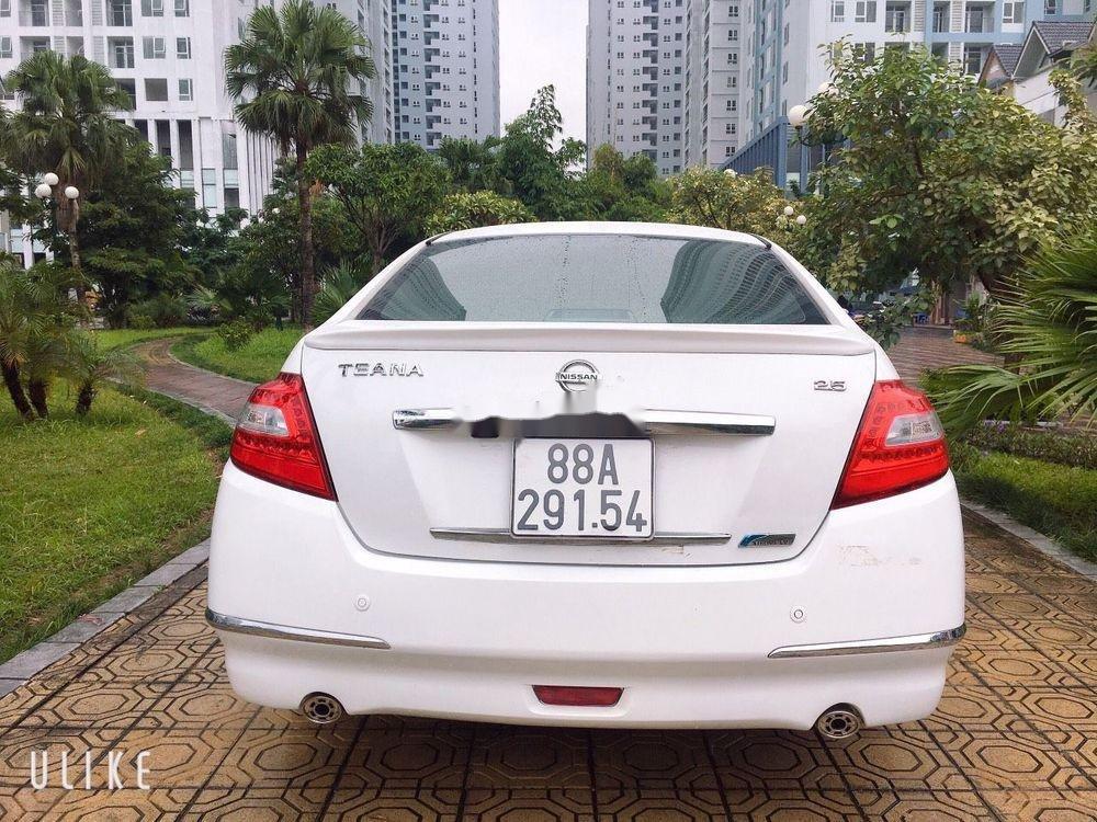 Bán xe Nissan Teana đời 2010, nhập khẩu nguyên chiếc, giá tốt (10)