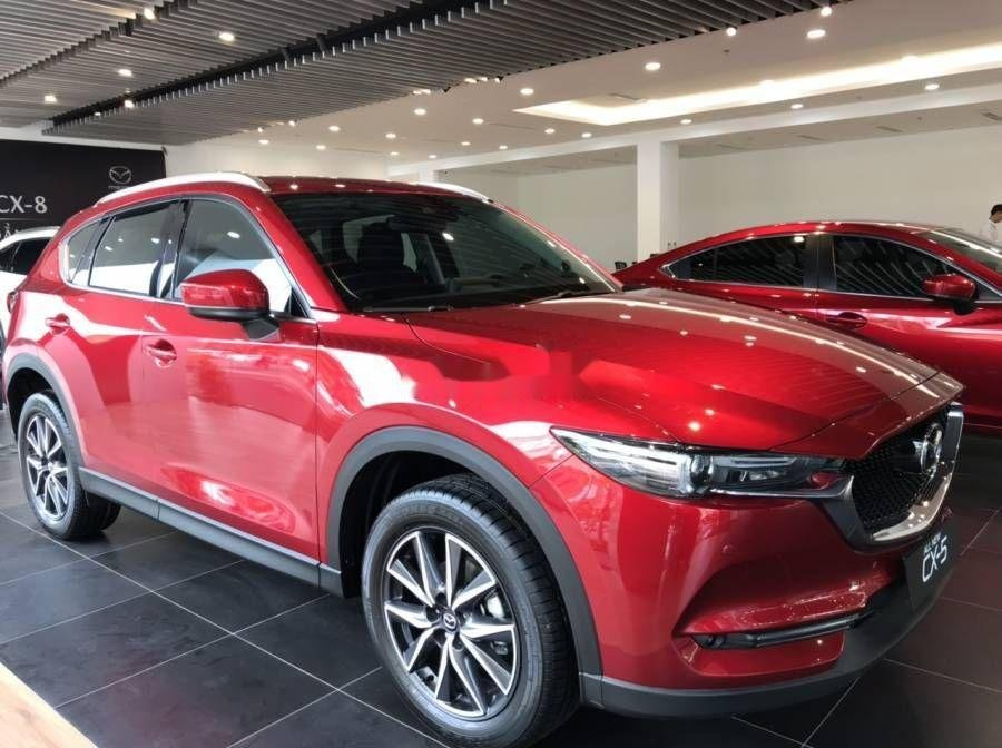 Bán Mazda CX 5 sản xuất năm 2019, màu đỏ (3)