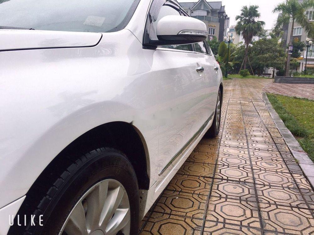 Bán xe Nissan Teana đời 2010, nhập khẩu nguyên chiếc, giá tốt (4)